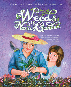 Book Cover for Weeds in Nana's Garden